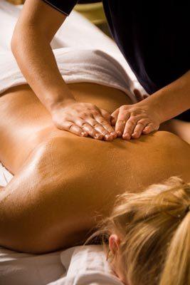 Wohlfühlende Ayurveda Massage