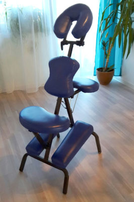 Ausbildung-Massagestuhl bei MEDO-MED