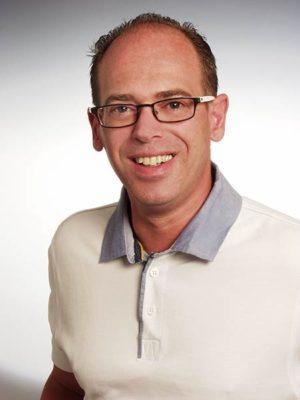 Ausbildungsleiter Rene Reinhardt