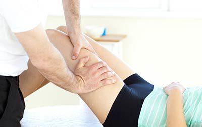 Durchblutung wird durch die Sportmassage angeregt