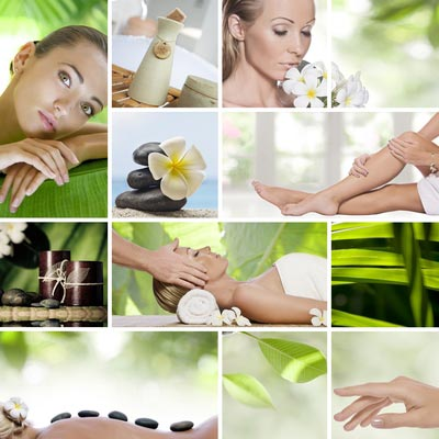 Entspannung & Massage Impressionen